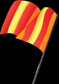 flaga_zolto_czerwona